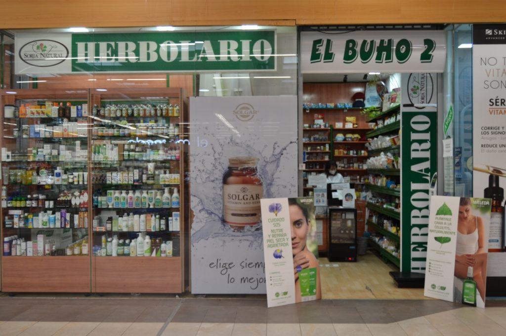 Herbolario el buho - herbolario online- S.s Los Reyes-min